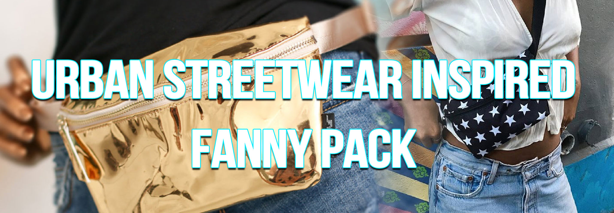 shop urban streetwear inspired fanny packs