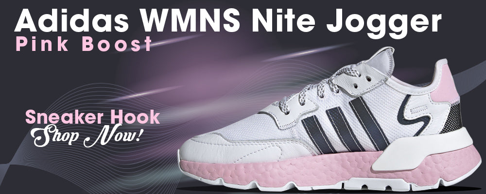WMNS Nite Jogger Pink Boost Clothing to match Sneakers | Clothing to match Adidas WMNS Nite Jogger Pink Boost Shoes