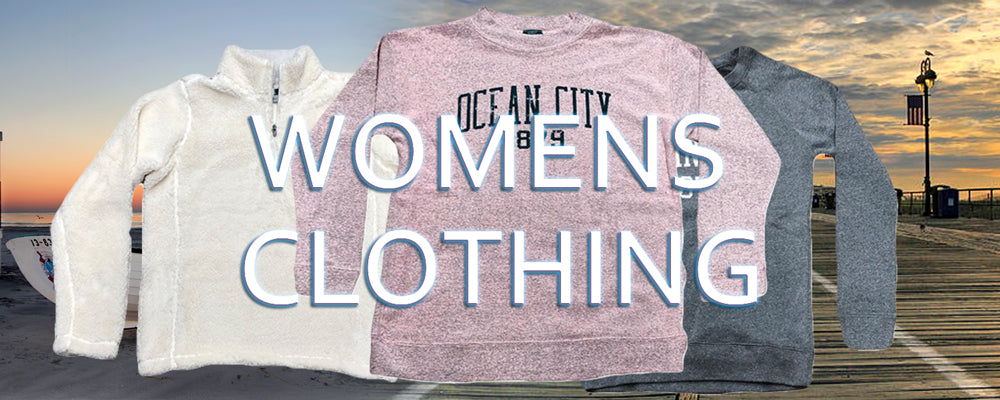 Shop all Ocean City womens clothing