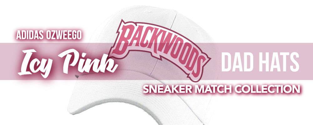 Adidas WMNS Ozweego Icy Pink Sneaker Matching Dad Hats