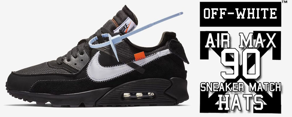 Shop all Off-White Air Max 90 sneaker matching clothing
