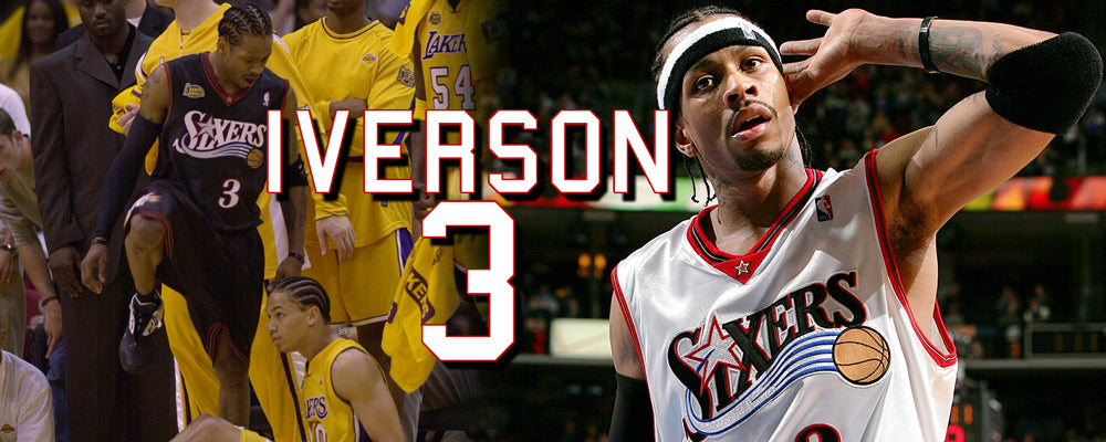Shop all Allen Iverson clothing