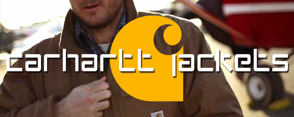 Shop Carhartt jackets