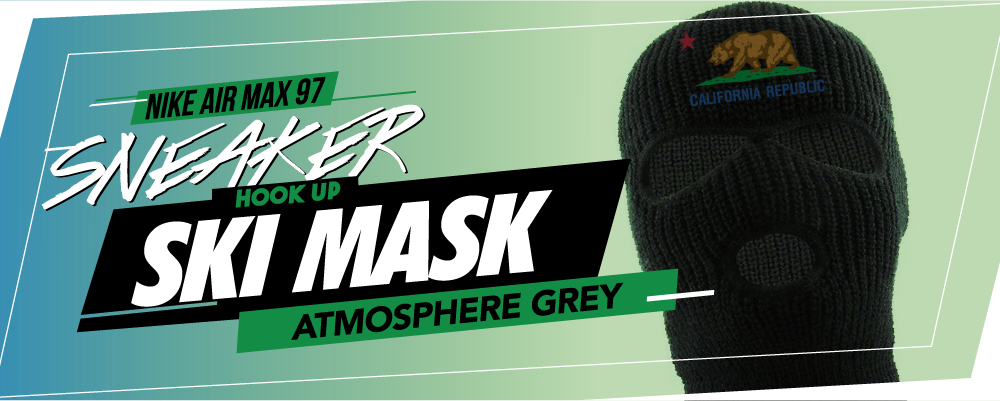 Ski Masks To Match Air Max 97 Atmosphere Sneakers