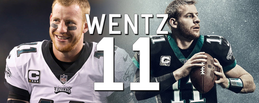 Shop all Carson Wentz gear