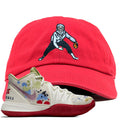 Bandulu x Nike Kyrie 5 Sneaker Hook Up Uncle Drew Red Dad Hat