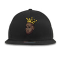 Air Jordan 13 Lakers Sneaker Hook Up King Head Black Snapback