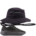 Adidas Yeezy Boost 700 v2 Vanta Sneaker Hook Up Calabasas Black Bucket Hat