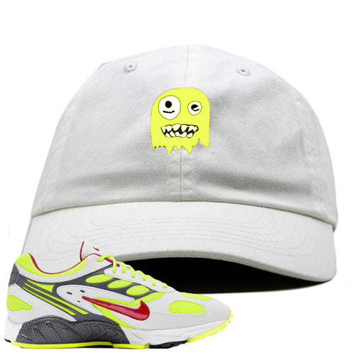 Nike Air Ghost Racer Neon Yellow Sneaker Match Ghost White Dad Hat