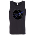Air Jordan 11 Low IE Space Jam Sneaker Hook Up Nasa Black Mens Tank Top