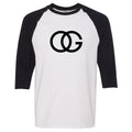 Jordan 1 Retro High OG WMNS Panda Sneaker Match OG Logo White and Black Ragalan T-Shirt