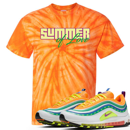 3d0539f09 Air Max 97 Summer of Love Sneaker Match
