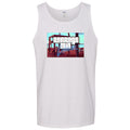 Nike Air Barrage Mid Cabana Sneaker Hook Up Cabana White Mens Tank Top