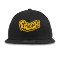 Air Jordan 5 Michigan Inspire Sneaker Hook Up Fresh Logo Black Snapback