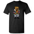 Air Jordan 8 Reflections of a Champion Sneaker Hook Up Sweater Bear Black T-Shirt