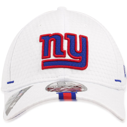 New York Giants 2019 Training Camp White 39THIRTY Flexfit Cap