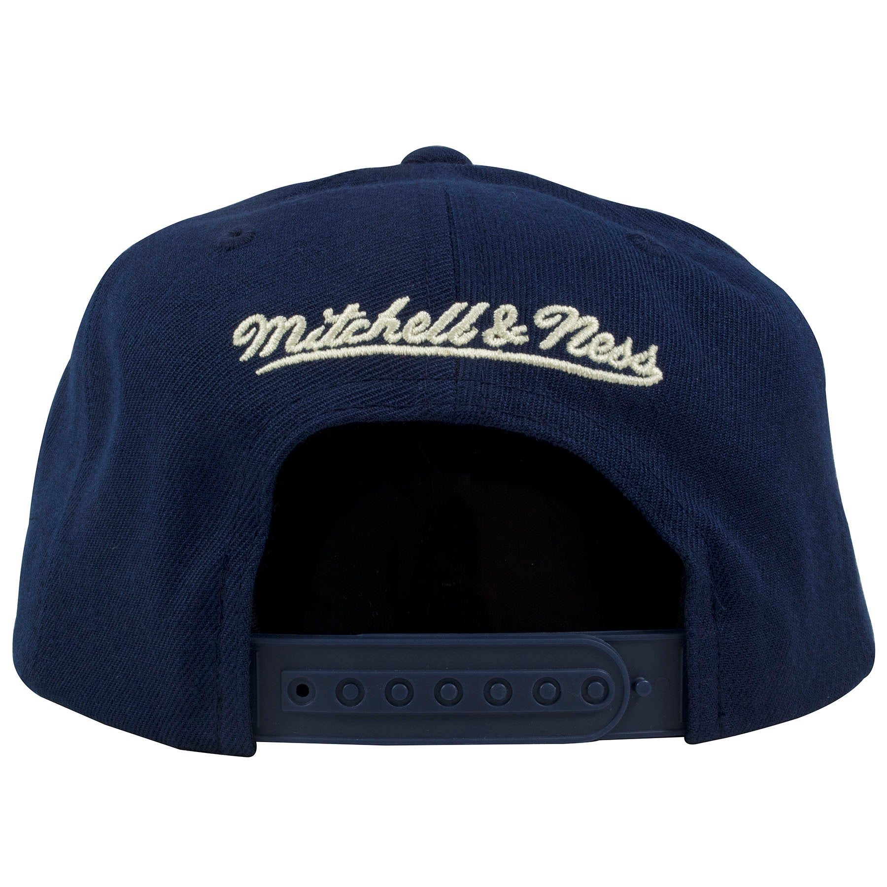966cf7362 Golden State Warriors Patriotic Arched Lettering Navy Snapback Hat