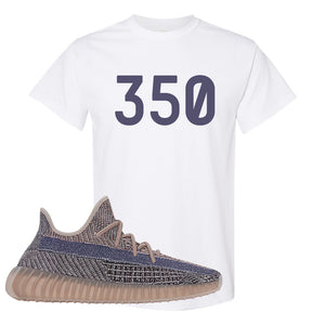 Yeezy Boost 350 V2 Fade T-Shirt | 350, White