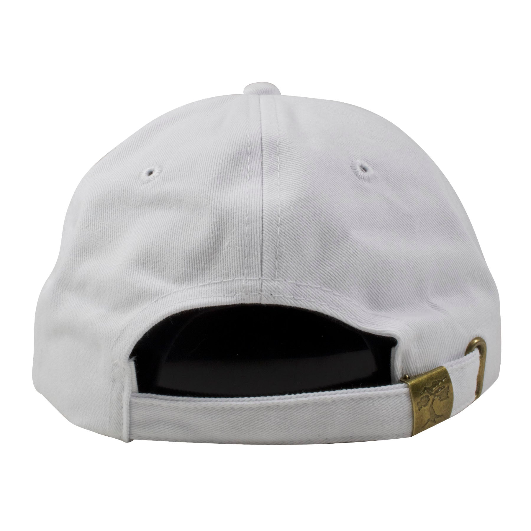 ... on the back of the ice cream cone white dad hat is a white adjustable  strap d6056b59f82