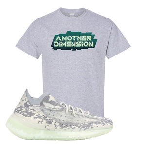 Yeezy 380 Alien T Shirt | Sport Gray, Another Dimension