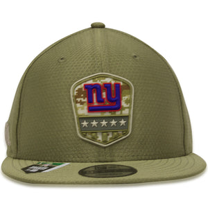 New York Giants 2019 Salute To Service On Field 9Fifty Snapback Hat