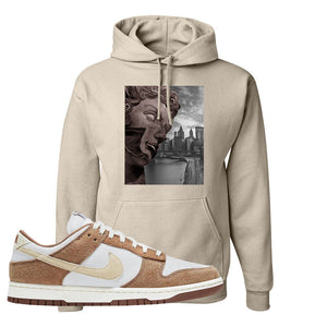 Dunk Low Medium Curry Hoodie | Miguel, Sand