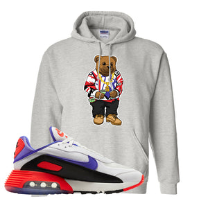 Air Max 2090 Evolution Of Icons Hoodie | Sweater Bear, Ash