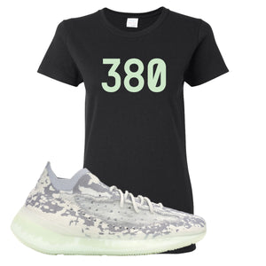 Yeezy 380 Alien Women's T Shirt | Black, 380