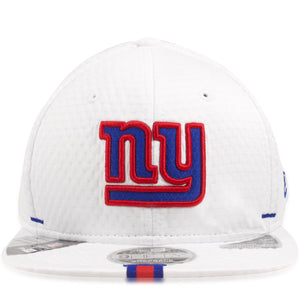 New York Giants 2019 Training Camp White 9Fifty Snapback Hat