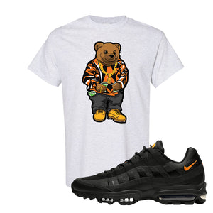 Air Max 95 Ultra Spooky Halloween T Shirt | Sweater Bear, Ash