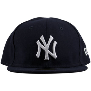 "New York Yankees ""My First Fitted"" Infant Sized Fitted Cap"