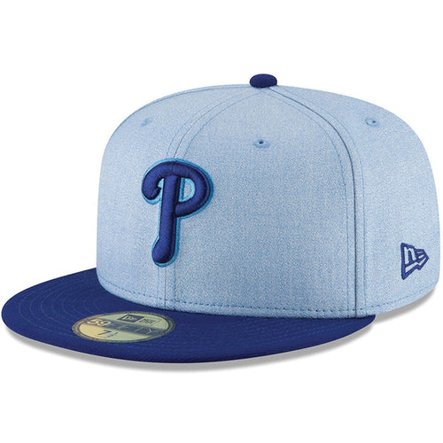 2018 Father's Day On-Field Philadelphia Phillies 59Fitted Fitted Cap