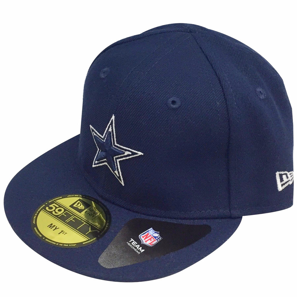 9c7b08c38d1 KIDS Dallas Cowboys My First Fitted Infant Fitted Cap – Cap Swag