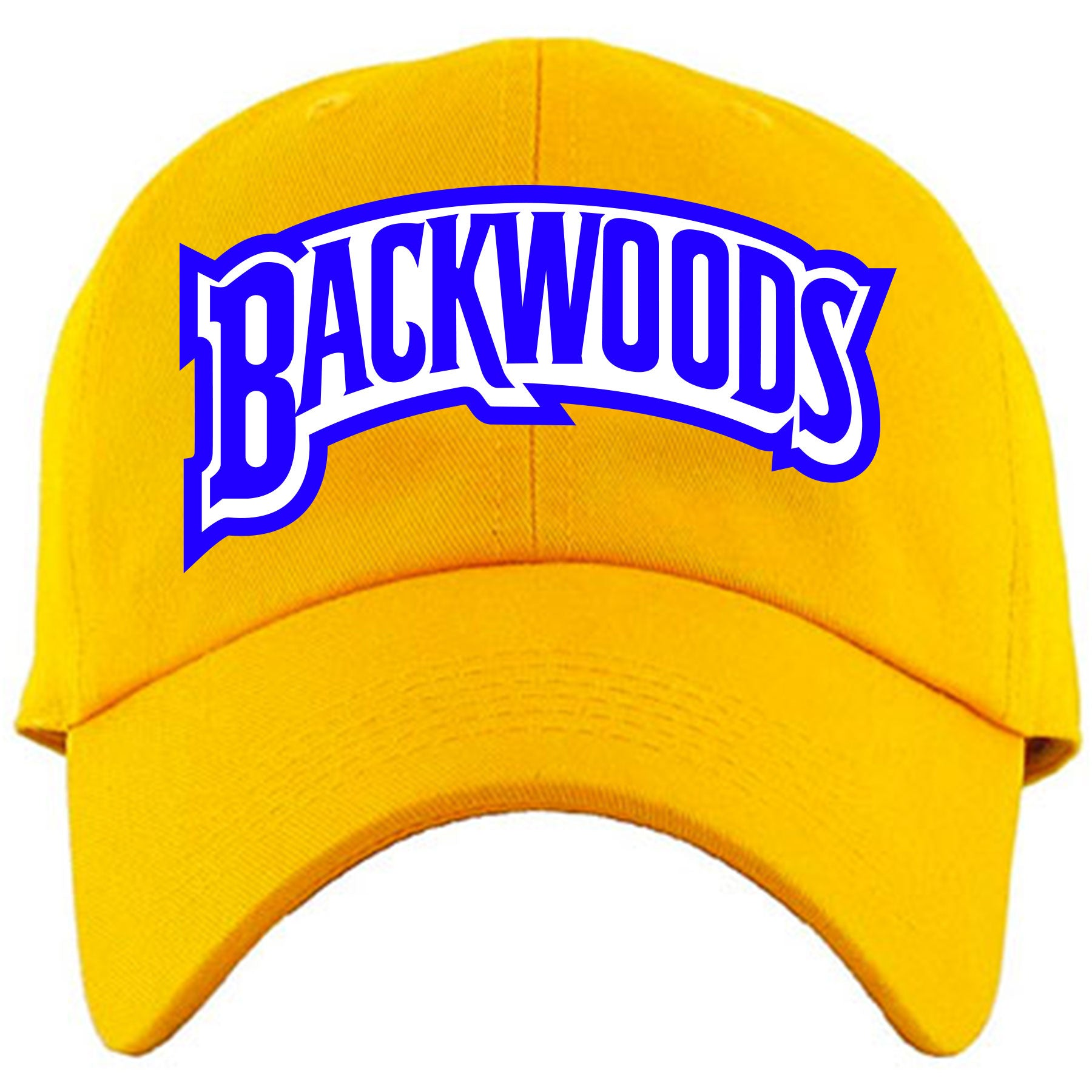 8d1c35fc6472 ... Alternate Laney JSP Sneaker Matching Backwoods Yellow Dad hat   Embroidered on the front of the Air Jordan 5 Laney sneaker matching black  dad hat is