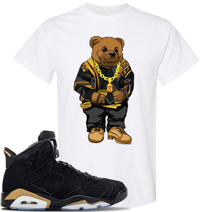 Jordan 6 DMP 2020 T Shirt | White, Sweater Bear