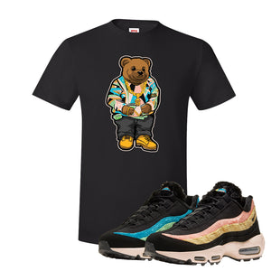 Air Max 95 Sergio Lozano T Shirt | Sweater Bear, Black