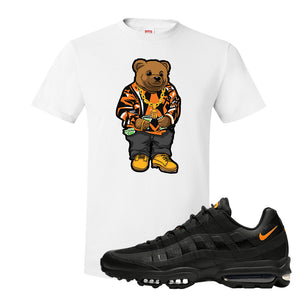Air Max 95 Ultra Spooky Halloween T Shirt | Sweater Bear, White