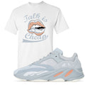 Yeezy Boost 700 Inertia Talk Is Cheap Sneaker Matching White Tee Shirt
