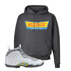 Lil Posite One Rainbow Pixel Hoodie | Smoke Grey, Krispy Kicks