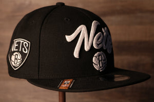 Nets 2020 NBA Draft Snapback Hat | Brooklyn Nets NBA 2020 Draft Snap Hat this is the nets 2020 draft hat