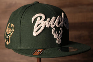 Bucks 2020 NBA Draft Snapback Hat | Milwaukee Bucks NBA 2020 Draft Snap Hat this is the bucks 2020 draft hat