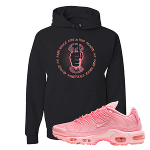 Air Max Plus Atlanta City Special Hoodie | Cash Rules Everything Around Me, Black