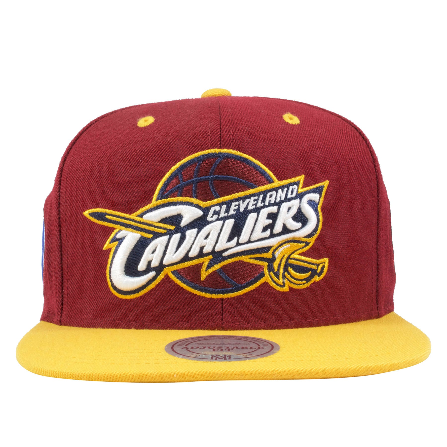 9acccc938b8 Cleveland Cavaliers 2016 All-Star Game Patch Snapback Hat – Cap Swag