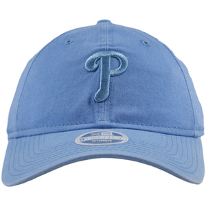 Women's Philadelphia Phillies Tonal Light Blue Adjustable Baseball Cap