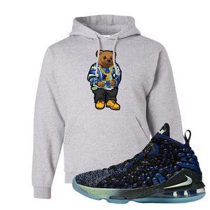 LeBron 17 Constellations Hoodie | Sweater Bear, Ash
