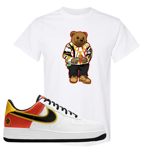 Air Force 1 Low Roswell Rayguns T Shirt | Sweater Bear, White