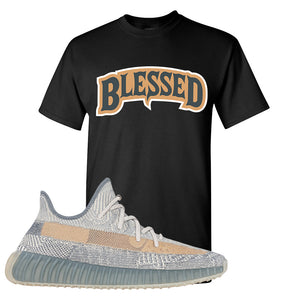 Yeezy Boost 350 V2 Israfil T Shirt | Black, Blessed Arch