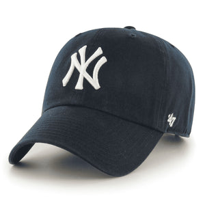 New York Yankees Navy Blue Adjustable Baseball Cap