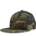 Philadelphia 76ers Woodland Camouflage Tonal 9Fifty New Era Snapback Hat