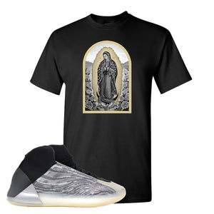 Yeezy Quantum T Shirt | Black, Virgin Mary